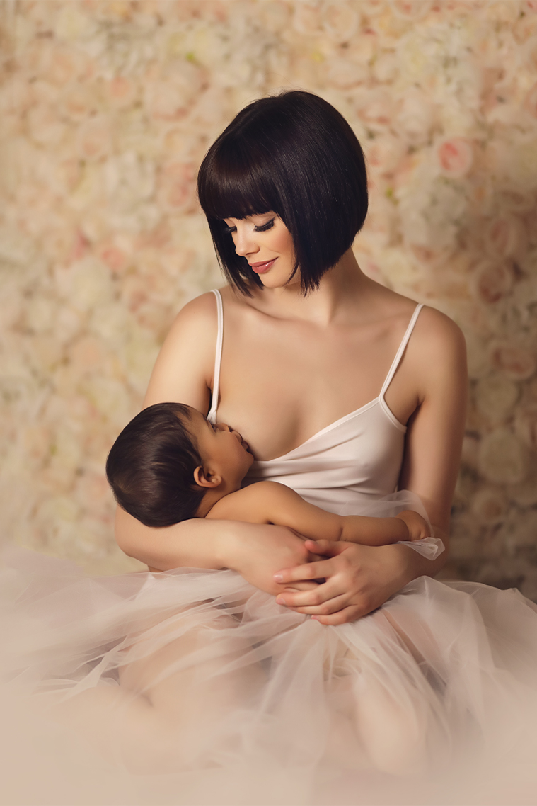Aurélie Périllou photographe maman bébé en ile de france